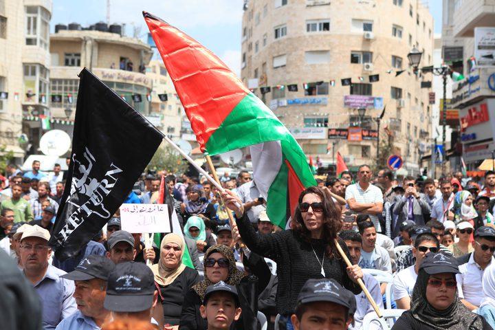 فتح تدعو شعبنا لأوسع مشاركه في يوم الغضب رفضا للقرار الأميركي