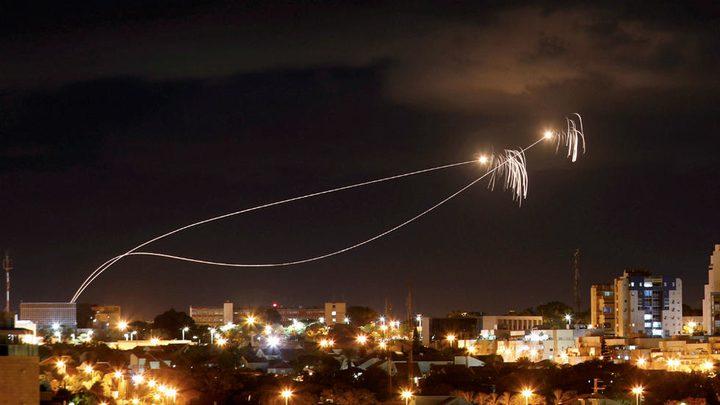 الاحتلال يزعم إطلاق صواريخ من غزة