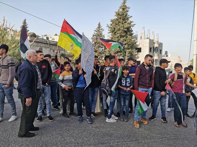 نصر أبو جيش: الخطوات المنددة بقرار الإدارة الأمريكية لن تتوقف