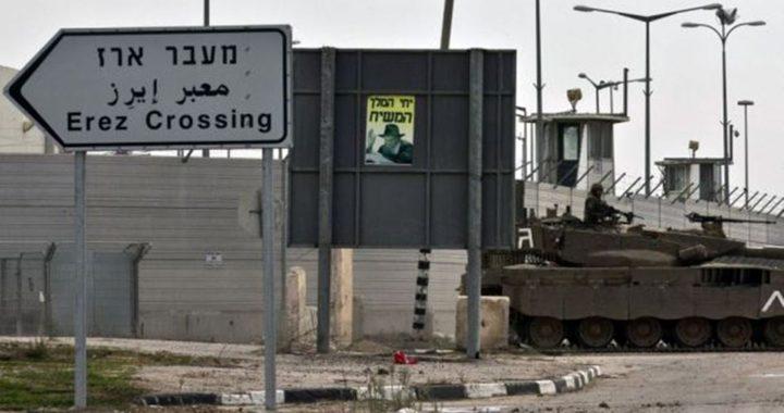 """قوات الاحتلال تعتقل مواطنًا على حاجز بيت حانون """"إيرز"""""""