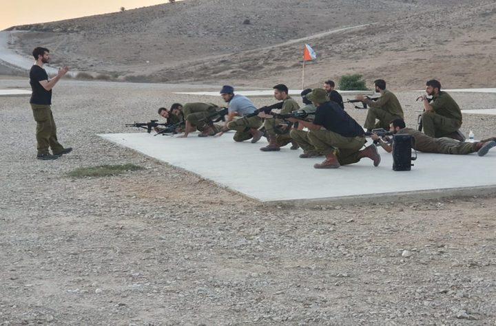 تشكيل لواء مشاة جديد في جيش الاحتلال