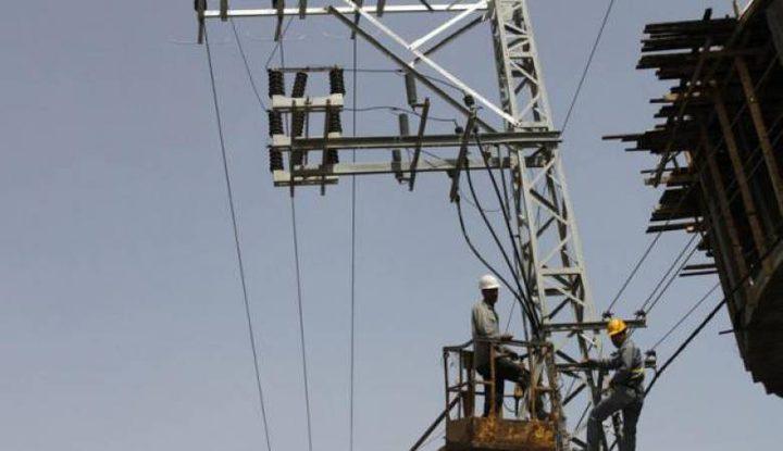 استنفاذ كل الاجراءات القانونية مع اسرائيل لوقف قطع الكهرباء