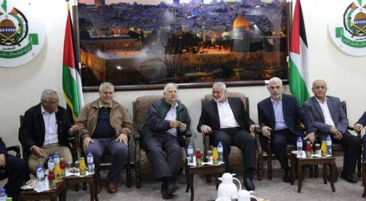 لجنة الانتخابات: أنهينا المشاورات مع حماس