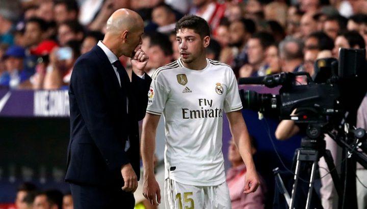 نجم ريال مدريد الصاعد يوقع عقد خرافي مع النادي الملكي