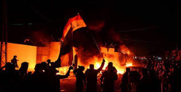 مقتل 14 متظاهرا جنوب العراق