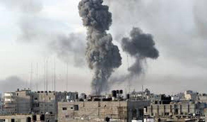 إصابات بانفجار عرضي في بيت لاهيا شمال قطاع غزة