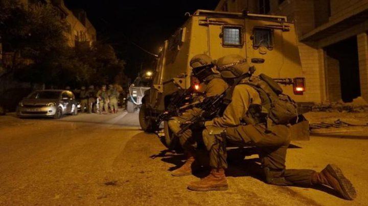 اصابات بالاختناق خلال مواجهات مع الاحتلال غرب جنين