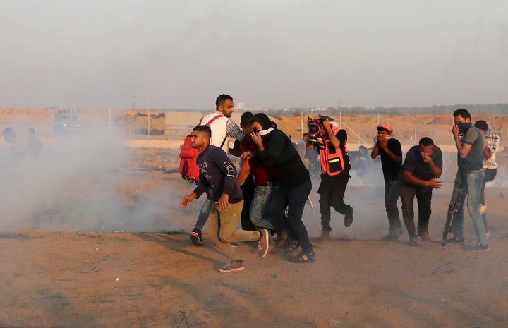 أبو ظريفة: جرائم الاحتلال تزيدنا اصرارا على استئناف المسيرات