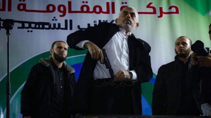 هآرتس تكشف شروط السنوار لإبرام تهدئة مع الاحتلال في غزة