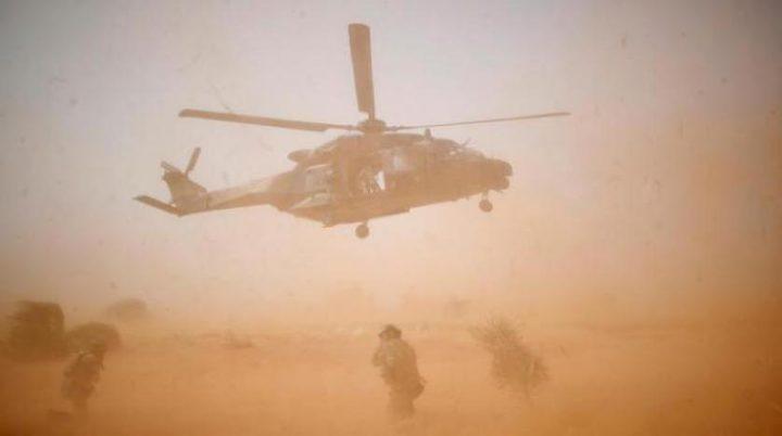 """""""داعش"""" يعلن أنّه سبّب تصادم المروحيتين الفرنسيتين في مالي"""