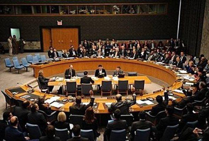 وزارة العدل تطالب المجتمع الدولي بتنفيذ قرار مجلس الأمن رقم 2334