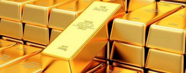 أسعار تداول الذهب تسجل أكبر هبوط شهري منذ 17 شهرًا