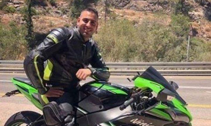 مصرع سائق دراجة نارية من أبو غوش