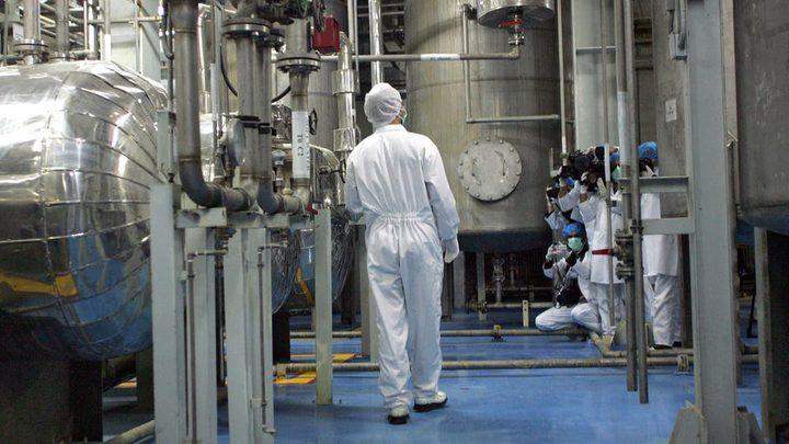 """إيران تعلن استئناف تخصيب اليورانيوم في منشأة """"فوردو"""""""