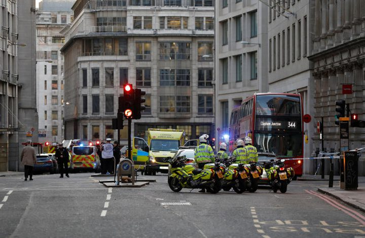 شرطة لندن تحدد هوية منفذ هجوم الجسر الإرهابي