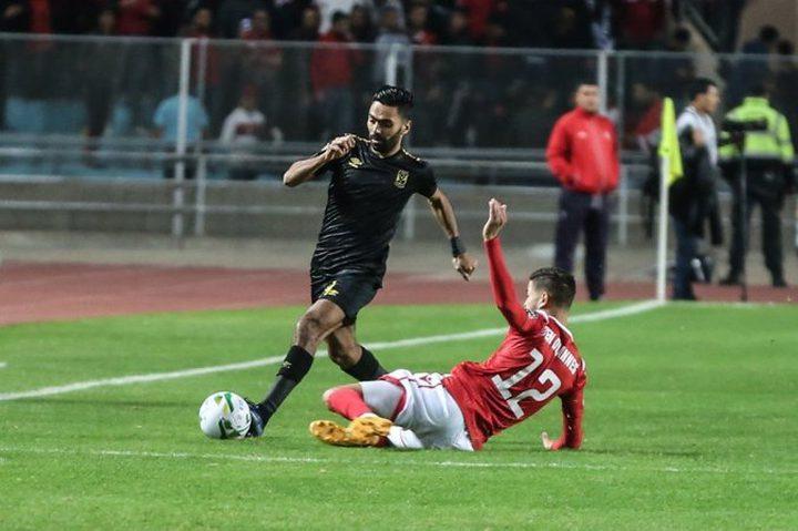 الساحلي التونسي يفوز  على الأهلي المصري