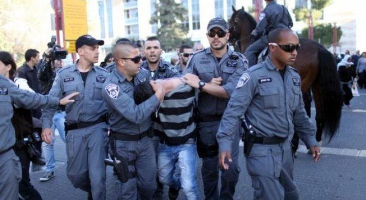 شرطة الاحتلال تعتقل 3 شبان داخل أراضي الـ48