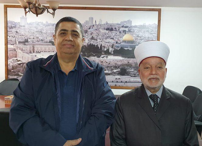 النتشة: اجراء الانتخابات في فلسطينوالقدس مسألة غير قابلة للنقاش