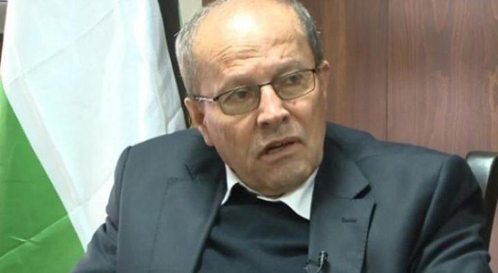 أبو بكر: 12.000 أسيرًا يتلقون رواتب من الحكومة الفلسطينية