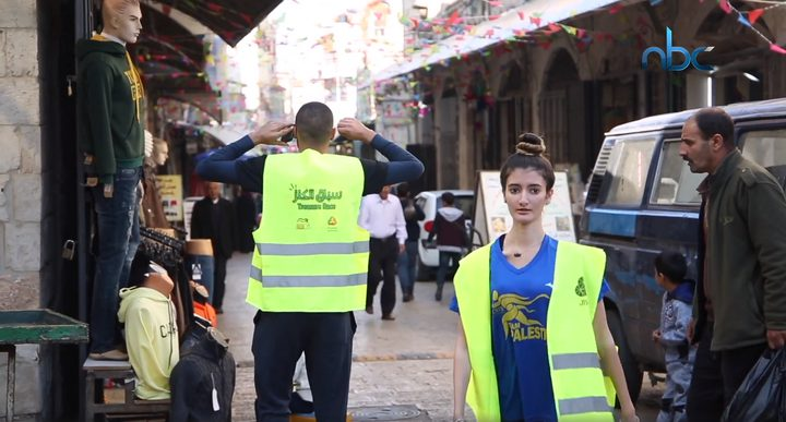 حكاية وحجر مبادرة لإحياء المعالم الاثرية في مدينة نابلس