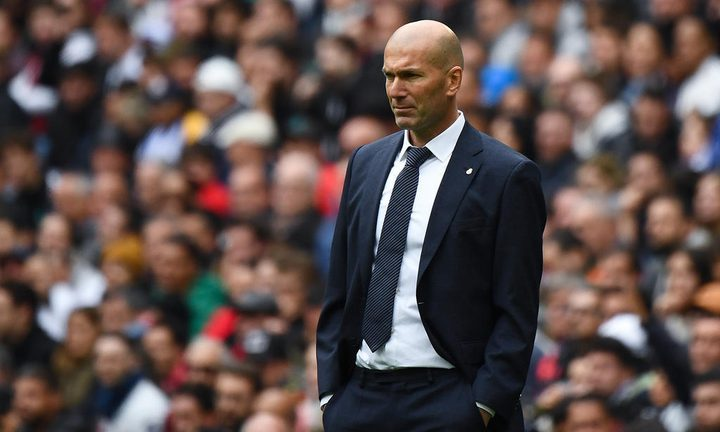 ريال مدريد أغرى مورينيو لخلافة زيدان