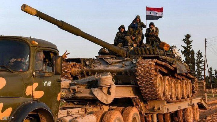 الجيش السوري يسيطر على 3 قرى في ريف إدلب الجنوبي