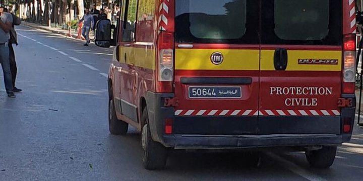قتلى واصابات جراء انقلاب حافلة في تونس