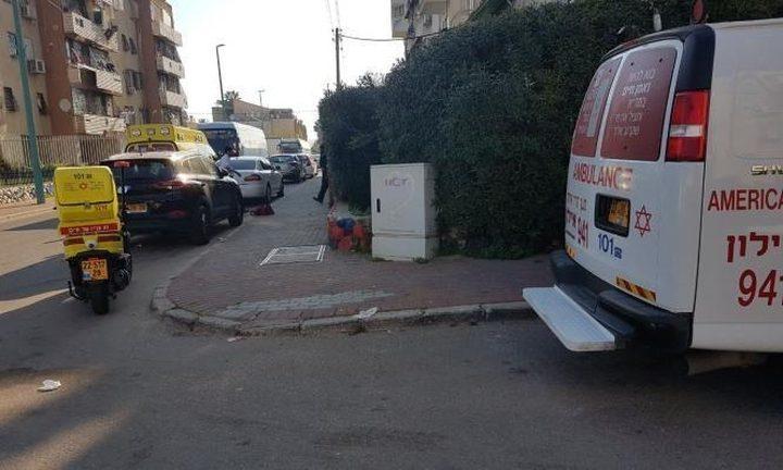 إصابة شاب في جريمة إطلاق نار بالداخل المحتل