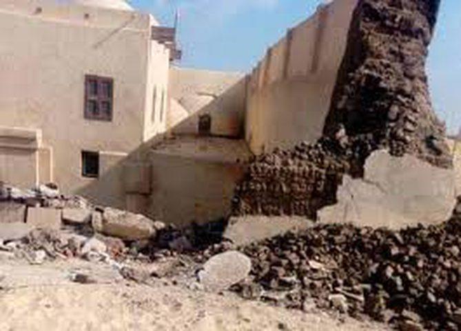قتلى في انهيار جدار كنيسة في مصر