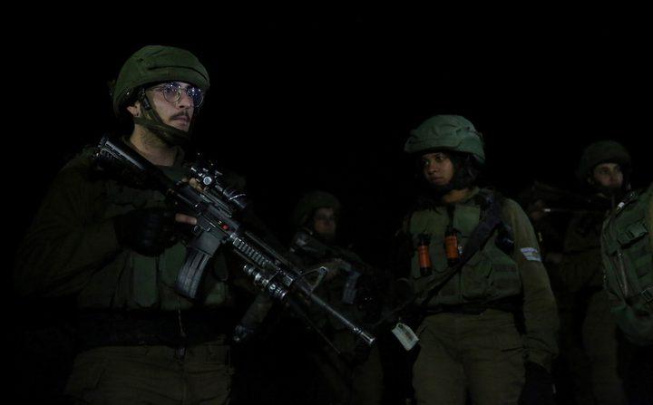 قوات الاحتلال تعتقلشقيقين من العيسوية