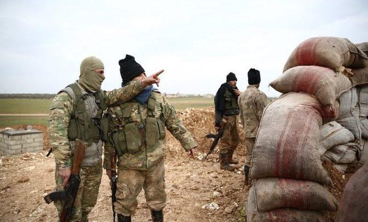 اشتباكات بين الفصائل الموالية لتركيا ومجلس منبج في حلب