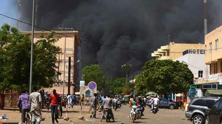 قتلى في هجوم على كنيسة في بوركيناو فاسو
