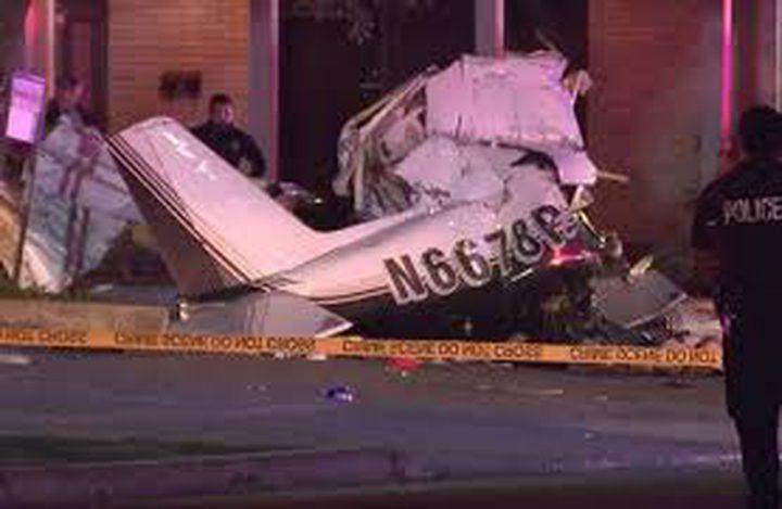 مقتل ثلاثة أشخاص في تحطم طائرة في ولاية تكساس