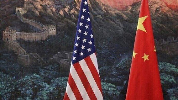 الصين تفرض العقوبات على منظمات أمريكية