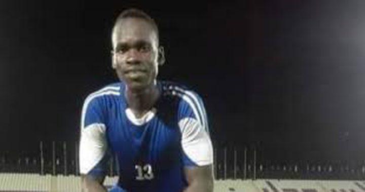 نادي هلال الفاشر السوداني يفقد اللاعب كرومة