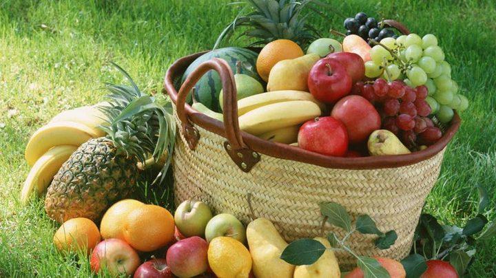 تناول الفواكه يومياً يقي من الإصابة بالسكري