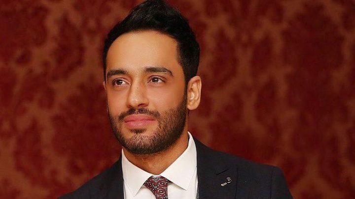 رامي جمال يبدأ بجلسات علاج مرض البهاق