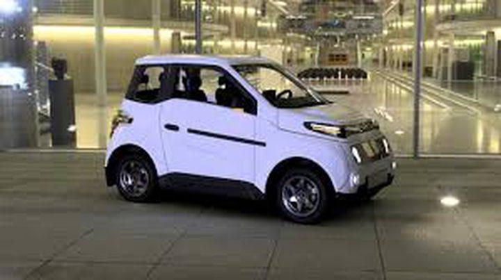 Zetta.. أول سيارة روسية كهربائية للبيع بسعر رائع