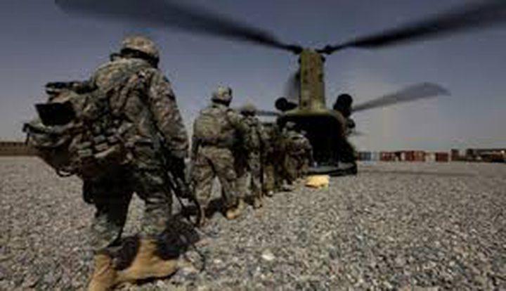 امريكا: تخفيض القوات بافغانستان ليس مرتبط باتفاق مع طالبان