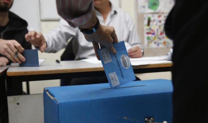 الموافقة على تقديم موعد إنتخابات الكنيست في حال فشل المفاوضات