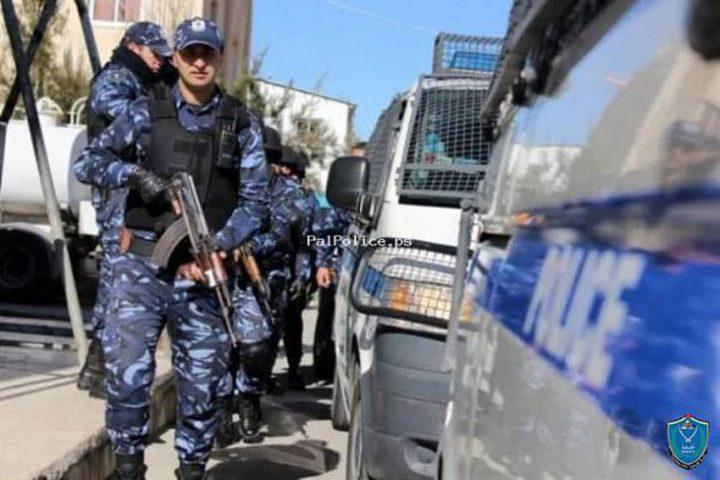 الشرطة تضبط مستنبتين كانا معدين لزراعة المخدرات جنوب نابلس