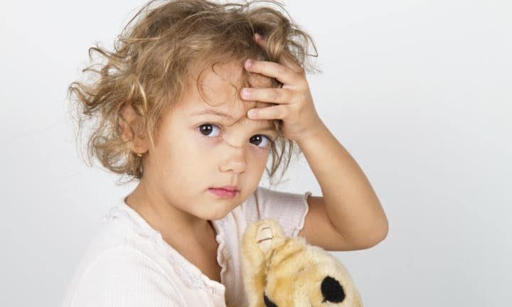 تعرفوا على أبرز أسباب معاناة الأطفال من الصداع