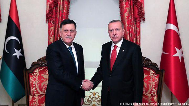 مكاسب هامة لتركيا في ليبيا
