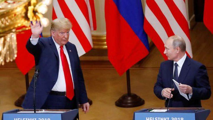 ترامب يثير احتمالية ابرام اتفاق نووي جديد مع روسيا والصين