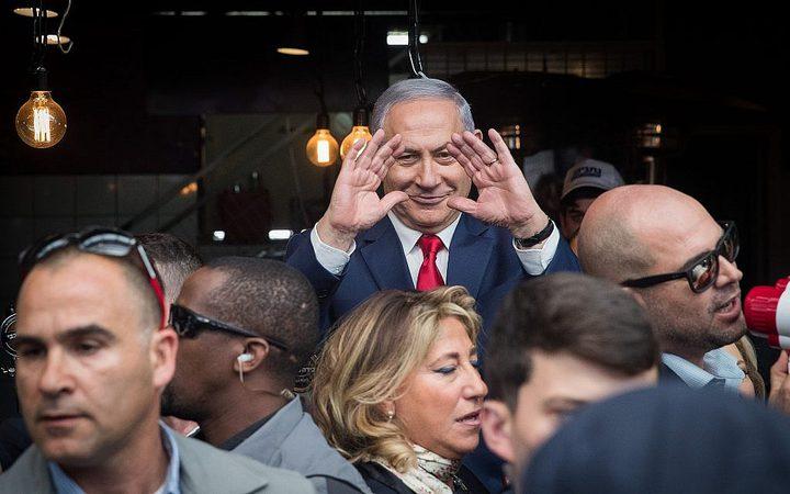 نتنياهو يُجزم بأن حزب الليكود سيفوز في إنتخابات الكنيست الثالثة