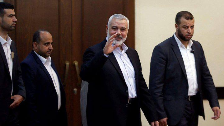 انضمام قيادات من القسام والسرايا إلى وفدي الحركتين في القاهرة