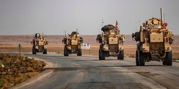 البنتاغون يؤكد الانسحاب الأميركي من سوريا