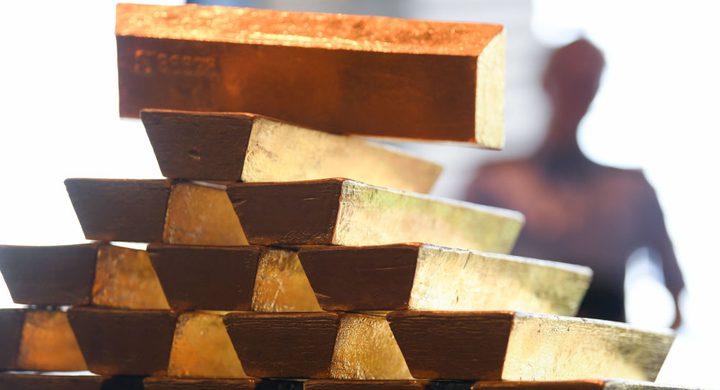 العثور  على أكبر كنز ذهبي في تاريخ بريطانيا