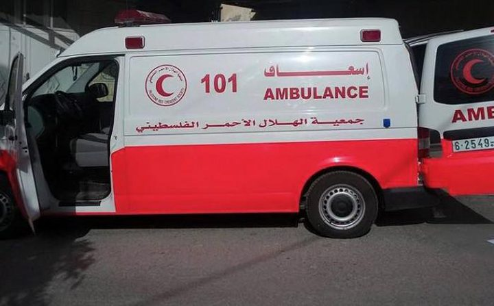 9 إصابات بثلاثة حوادث سير في بيت لحم وقلقيلية ورام الله