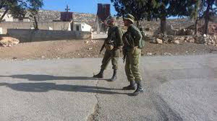 الاحتلال يقتحم قرية بير الباشا شرق جنين